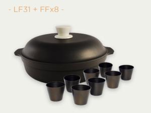 lf31 + ffx8